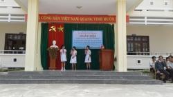 """Liên đội Trường THCS Lê Qúy Đôn tổ chức ngày hội """"Thiếu nhi khỏe, tiến bước lên Đoàn"""""""