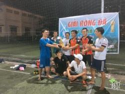Hội LHTN Thị Trấn Phú Thịnh tổ chức Giải bóng đá giao hữu thanh niên tôn giáo năm 2019