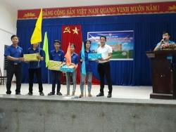 Đoàn xã Tam Vinh tổ chức trại huấn luyện kỹ năng, nghiệp vụ công tác  Đoàn – Hội năm 2019