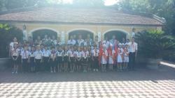 Hội đồng đội xã Tam Đại tổ chức Đại hội cháu ngoan Bác Hồ năm học 2018-2019