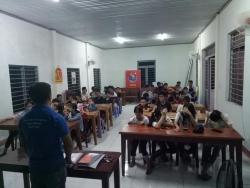 Đoàn Thanh niên thị trấn Phú Thịnh tổ chức sinh hoạt hè cho thiếu nhi