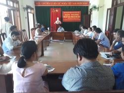 Phú Thịnh tổ chức Hội nghị tổng kết hoạt động hè năm 2018