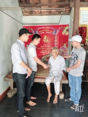 Đoàn Thanh Niên Thị Trấn Phú Thịnh  Khởi Động Tháng Thanh Niên 2019.