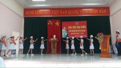 Hội đồng đội xã Tam Đàn tổ chức Đại hội đại biểu cháu ngoan Bác Hồ năm học 2018-2019