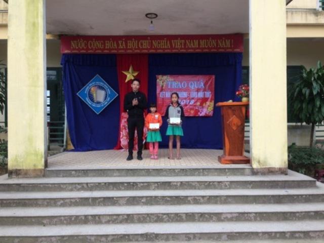 Tuổi trẻ xã Tam Vinh với chiến dịch Tình nguyện mùa Đông 2017 và Xuân Mậu Tuất tình nguyện.