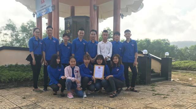 Đoàn xã Tam Đại ngày Hội đoàn viên năm 2018