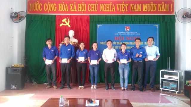 Huyện đoàn Phú Ninh tổ chức Hội nghị sơ kết công tác đoàn và phong trào TTN quý I, tổng kết Tháng Thanh niên năm 2018.
