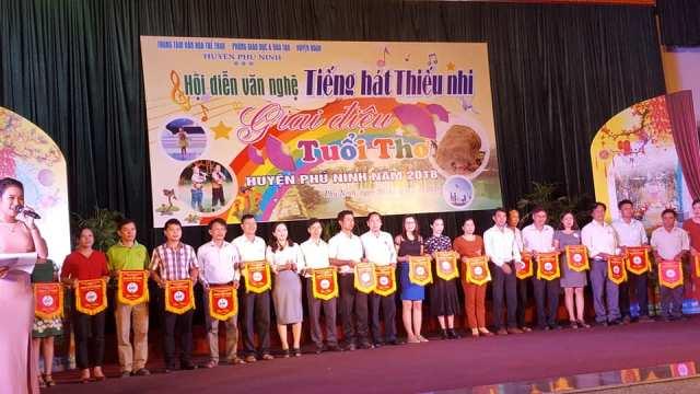 Sôi nổi các hoạt động hè với hội thi văn nghệ và vẽ mỹ thuật huyện Phú Ninh năm 2018
