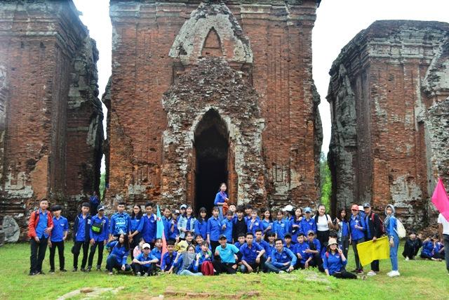Phú Ninh tổ chức Hành trình Trãi nghiệm năm 2018