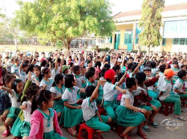 Phú Ninh: Ngày hội đọc sách với chủ đề Sách là người bạn thân thiết